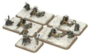 FOW HMG PLATOON (WINTER)