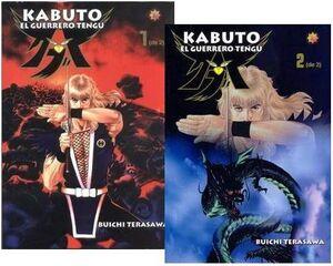 KABUTO EL GUERRERO TENGU 1 Y 2 (PACK OFERTA 2 TOMOS)