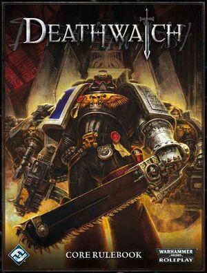 DEATHWATCH JDR (INGLES)