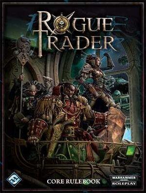 ROGUE TRADER JDR (INGLES)