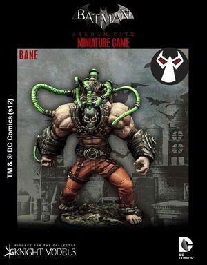BATMAN MINIATURE GAME: BANE