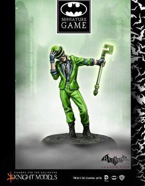 BATMAN MINIATURE GAME: THE RIDDLER