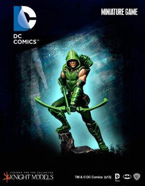 BATMAN MINIATURE GAME: GREEN ARROW