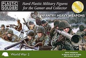 PLASTIC SOLDIER: AMERICAN HEAVY WEAPONS 1944-45