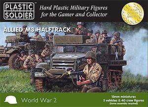 PLASTIC SOLDIER: ALLIED M3 HALFTRACK
