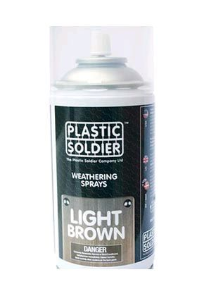 LIGHT BROWN WEATHERING SPRAY