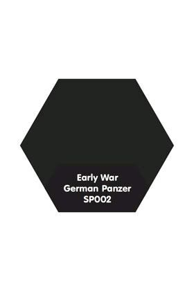 TANK EARLY WAR GERMAN PANZER GREY