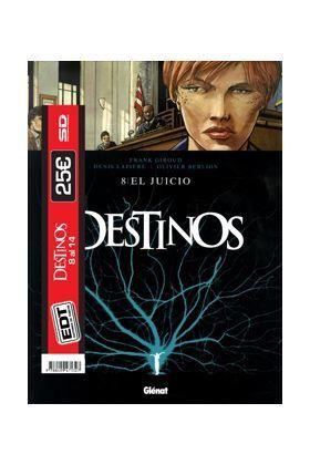 PACK EDT DESTINOS 2 (VOLS. 8 A 14)