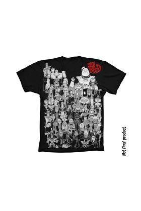 Infinite Fuel Negro Ni/ños Chicos Chicas Camiseta Unisexo Grey Kids Boys Girls tee