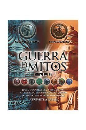 GUERRA DE MITOS: SUMERIOS E HINDUES