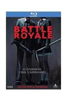 BATTLE ROYALE BD