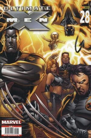 ULTIMATE X-MEN #028