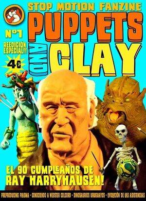 PUPPETS AND CLAY #01