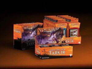 *TORNEO MAGIC PRESENTACION DRAGONES DE TARKIR 21/03/15 10:00H