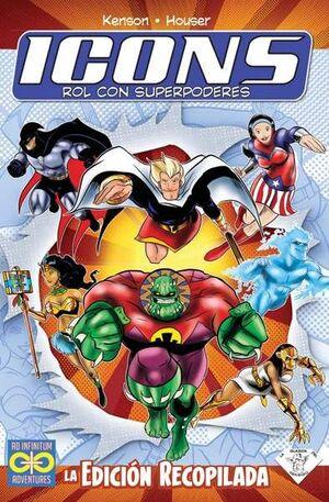 ICON: ROL CON SUPERHEROES