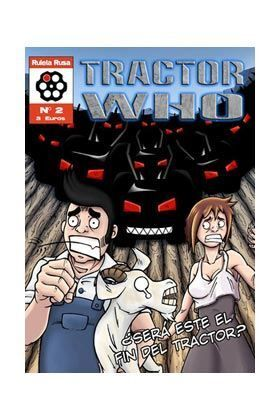 TRACTOR WHO #02
