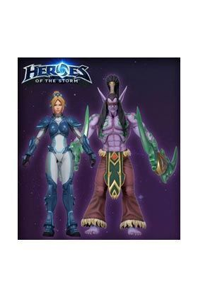 HEROES OF THE STORM FIGURAS 18 CM SERIE 1
