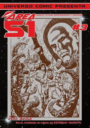 REVISTA AREA 51 #03