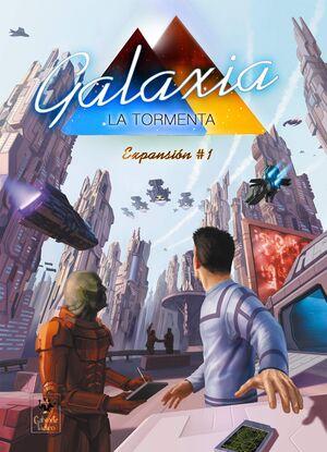 GALAXIA LA TORMENTA (EXPANSION GALAXIA LA CONQUISTA)