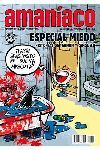 AMANIACO #34. ESPECIAL MIEDO