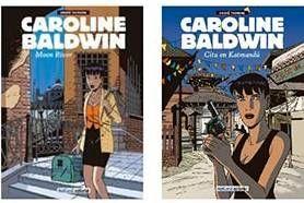 PACK 2 NUMEROS CAROLINE BALDWIN
