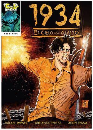 1934: EL CIELO POR ASALTO #01