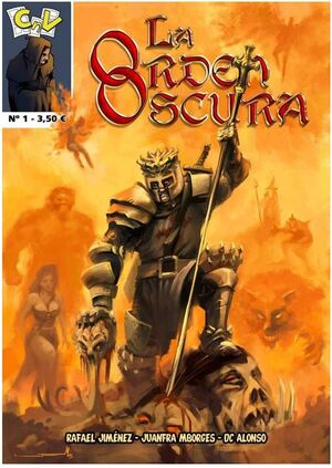 LA ORDEN OSCURA #01