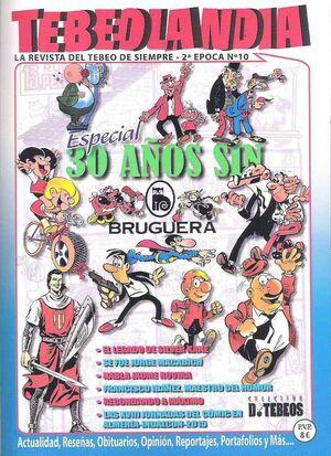 TEBEOLANDIA #10. ESPECIAL 30 AÑOS SIN BRUGUERA