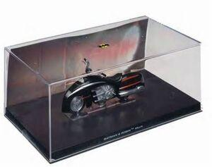 BATMAN AUTOMOBILIA VOL. 1: LAS PELICULAS - BATMAN & ROBIN REDBIRD