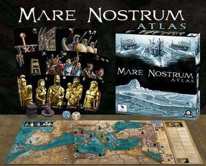 MARE NOSTRUM - ATLAS EXPANSION