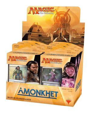 MAGIC- AMONKHET MAZO PLANESWALKER