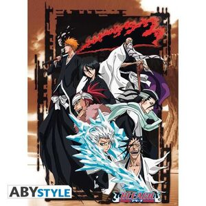 POSTER BLEACH SHINIGAMI GROUP 52X38CM