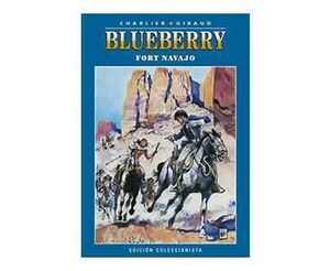BLUEBERRY COLECCIONABLE #001. FORT NAVAJO