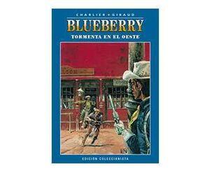 BLUEBERRY COLECCIONABLE #002. TORMENTA EN EL OESTE