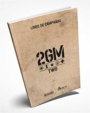 2GM TACTICS LIBRO DE CAMPAÑA