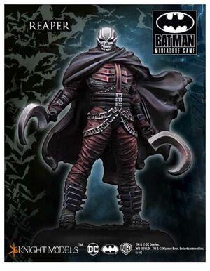 BATMAN MINIATURE GAME: REAPER