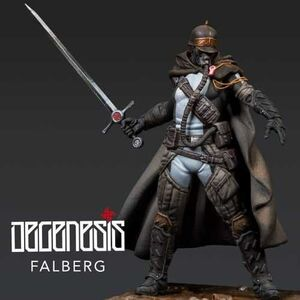 DEGENESIS. FALBERG