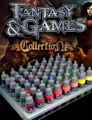 FANTASY AND GAMES COLECCION