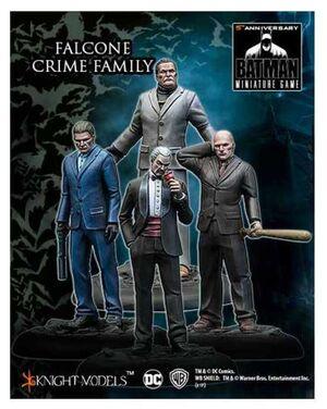 BATMAN MINIATURE GAME: FALCONE CRIME FAMILY