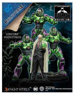BATMAN MINIATURE GAME: LEXCORP INDUSTRIES