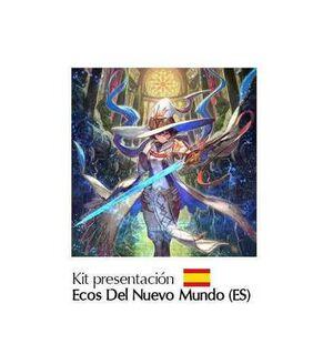*TORNEO FORCE OF WILL PRESENTACION ECOS DEL NUEVO MUNDO