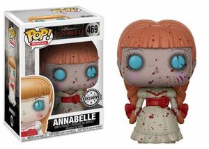 THE CONJURING FIGURA 9 CM ANNABELLE BLOODY POP