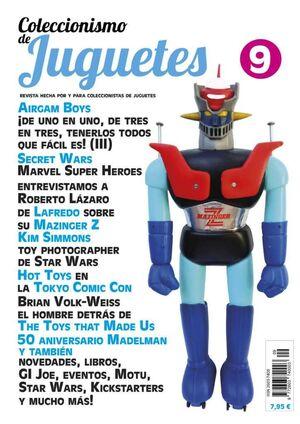COLECCIONISMO Y JUGUETES #09 (FEBRERO 2018) [REVISTA]