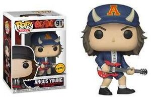 AC/DC FIG 9CM POP ANGUS YOUNG (CHASE)