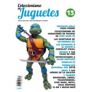 COLECCIONISMO Y JUGUETES #13 (OCTUBRE-NOVIEMBRE 2018) [REVISTA]