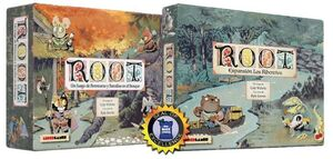 ROOT + EXPANSION (CASTELLANO)