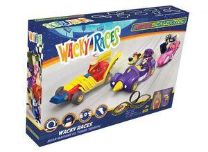 MICRO SCALEXTRIC: WACKY RACES (AUTOS LOCOS)