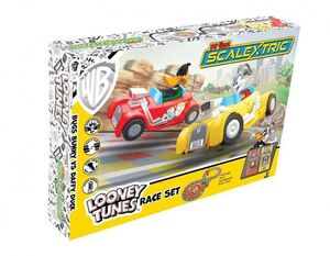 LOONEY TUNES MY FIRST SCALEXTRIC RACE SET