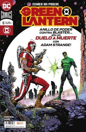 EL GREEN LANTERN #088 / #006 (GRANT MORRISON)