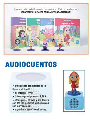 COLECCION AUDIOCUENTOS #02. LOS TRES CERDITOS